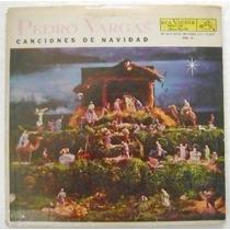 Pedro Vargas / Canciones De Navidad 1 Disco Lp Vinil