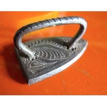 Antigua Plancha Planchita Miniatura Forjada En Amozoc 4.5 (b