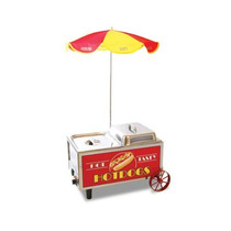 Carrito Para Hot Dog Vaporera Comercial Benchmark Pm0