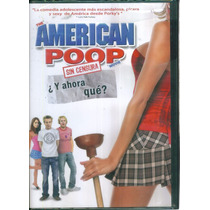 American Poop Movie. Sin Censura. Formato Dvd