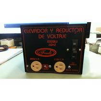 Elevador Y Reductor De Voltaje 600 Watts De 110v A 220v