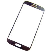 Samsung Galaxy S4 - Refacción Cristal Gorilla Glass Azul !