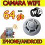 Camara Espia Wifi Inalambrica Iphone Ipad Tablet Android Fn4