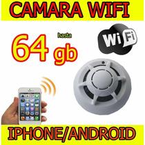 Camara Espia Wifi Inalambrica Iphone Ipad Tablet Android Fn4