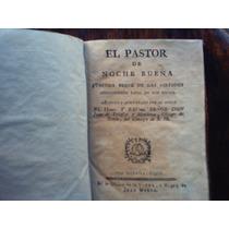 Palafox. El Pastor D Noche Buena.s.xvii/xviii. Oportunidad
