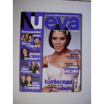 Alejandra Guzmán En Portada De Revista Nueva - 2004 - Vbf