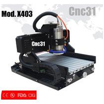 Router Cnc Fresadora Corte 3d De Importacion