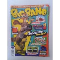 Revista Big Bang Vecinos Latosos Op4