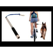 Aditamento Correa Para Paseo Del Perro En Bicicleta