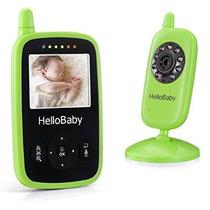 Cámara De Vídeo Portátil Baby Monitor Con Visión Nocturna In