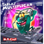 Cd Bachi Tablas De Multiplicar Vv4