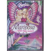 Barbie Mariposa Y Sus Amigas Hadas Mariposa. Formato Dvd