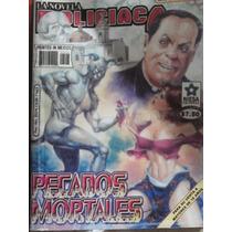 Pecados Mortales, Novela Policiaca #2553, Niesa Editores