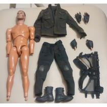 Hot Toys Cuerpo John Connor Batalla Final Terminator 4