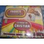 Cristian Castro Cd Lo Mejor 3 Cds Edic.2003
