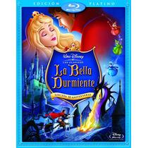 La Bella Durmiente ( Blu-ray ) Disney Princesa Nuevo
