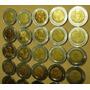Monedas De $5 Pesos Bicentenario Y Centenario