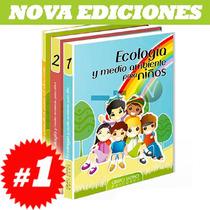 Ecología Y Medio Ambiente Para Niños. Nuevo Y Original