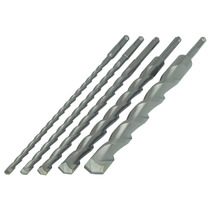 Set De 5 Brocas De 12 Pulgadas De Carburo De Tungsteno