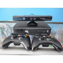 Consola Xbox 360, 4gb,kinect,11 Juegos Incluidos