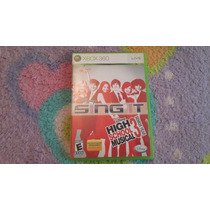 High School Musical 3 Karaoke Xbox 360
