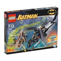 Lego El Batcopter. La Caza Por Espantapájaros