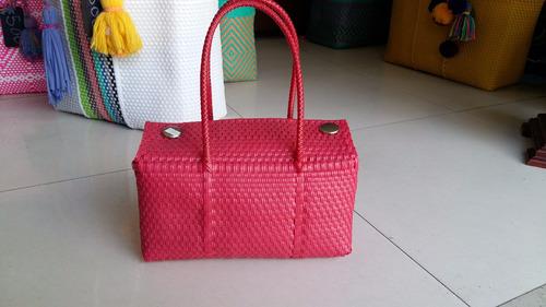 64fcd1d20 Bolsa Artesanal De Plastico Mediana Lote 20 Pz en venta en Vallarta ...