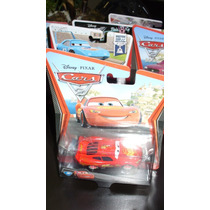 Rayo Mc Queen Cars 2 Disney Pixar Mn4