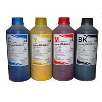 Litro De Tinta Tipo Durabrite Marca Ndm P/ Epson Impermeable