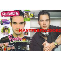 Alfonso Herrera Revista Rebelde Rbd Diciembre 2006 Poncho
