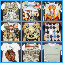 30 Playeras Versace Armani Lacoste Gucci Diesel Tommy Boss
