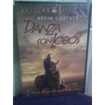 Dvd Danza Con Lobos Kevin Costner Drama Tatanka Dvd Doble