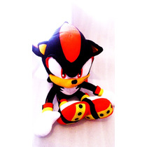 Sonic The Hedgehog - Peluche De Shadow Mochila
