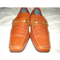 Zapatos Ferragamo Seminuevos Nro 7mex Ganalos Ya¡¡¡oferta¡¡