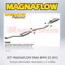 Kit Magnaflow Bmw Z3