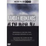 Banda De Hermanos Band Of Brothers 2001 Serie Completa Dvd