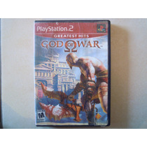 God Of War Videojuego Plastation 2