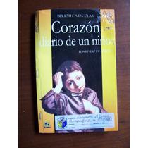 Corazón Diario De Un Niño-ilust-au-edmundo De Amicis-emu-op4