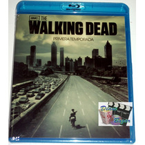 Blu-ray The Walking Dead Primera 1a Temporada Completa!! Op4
