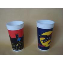 2 Pepsi Clilindros Batman De 1989 De Colección