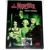 La Familia Monster 1a Temporada 1 En Dvd!! Serie De Tv!! Op4