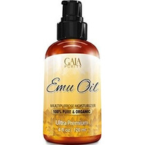 Aceite De Emú 100% Puro - Gran 4 Oz - Mejor Aceite Natural P
