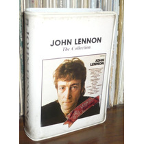 John Lennon Cassette The Collection 1990 Remaster Mexico
