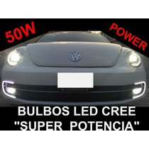 Faros Led Beetle 2013, Bulbos De Led