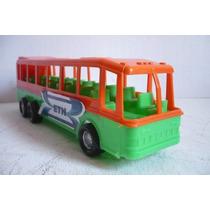 Autobus De Pasajeros Etn - Camioncito Juguete Camion Escala
