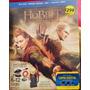 El Hobbit: La Desolación De Smaug. Combo Dvd+bluray + Lego