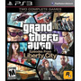 Grand Theft Auto Episodes From Liberty City Ps3 Nuevo Y S.
