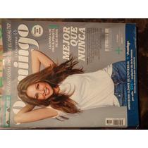 Revista Domingo Portada Thalia De Coleccion