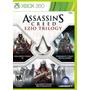..:: Assassin's Creed: Ezio Saga ::.. Para Xbox 360