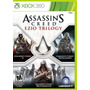 ..:: Assassin's Creed: Ezio Saga ::.. Para Xbox 360